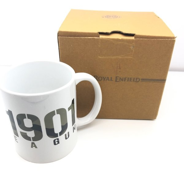 MUG ROYAL ENFIELD ARMY