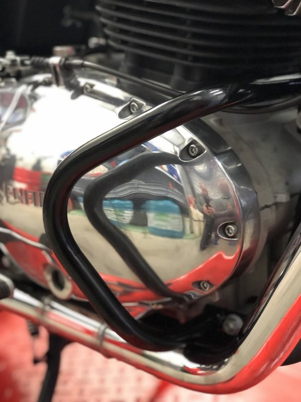 PROTECTION MOTEUR ROYAL ENFIELD INTERCEPTOR 650